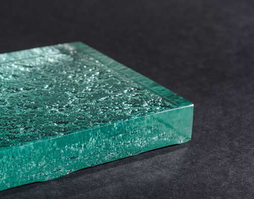 ThickGlass™ Counter Top Natural texture