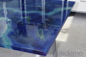 ColorFuse™ ThickGlass™ Desk