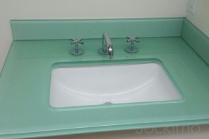 ThickGlass™ Vanity Top