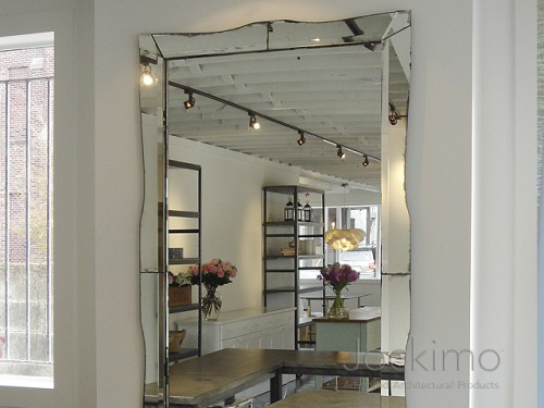 AVA Framed Mirror