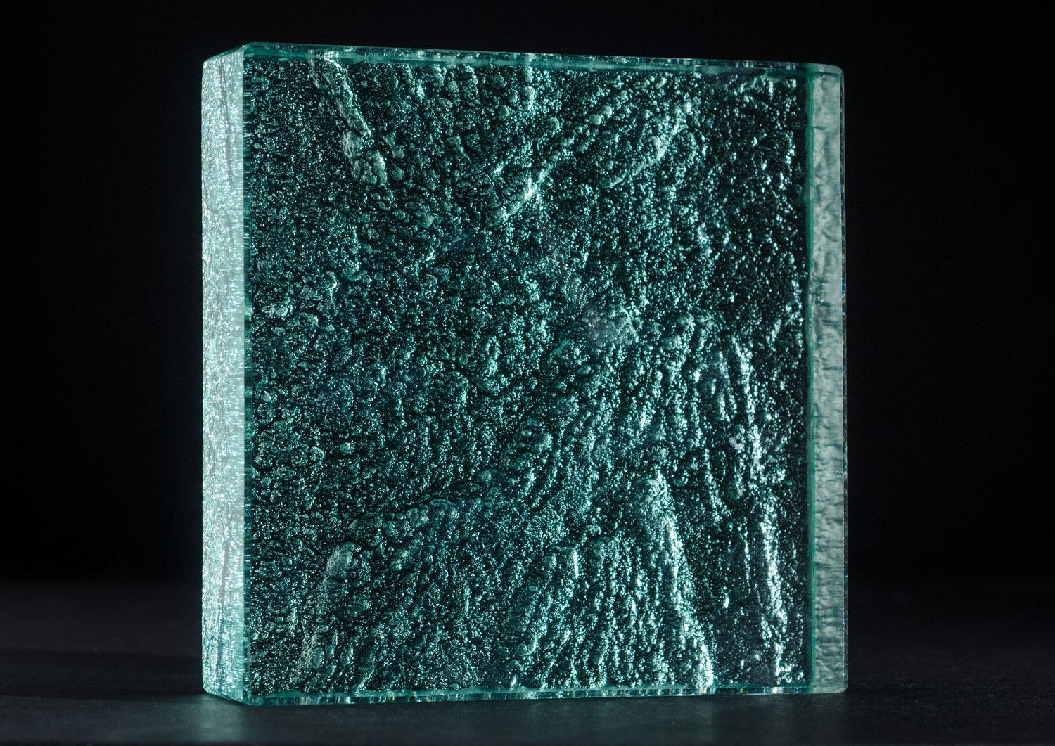 Jockimo ThickGlass™ Wooded texture